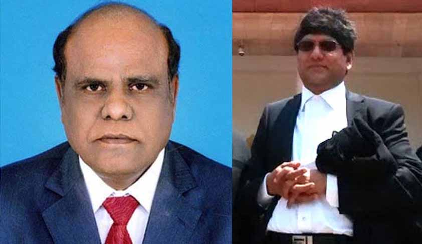 Delhi HC Dismisses Justice Karnan's Plea Against SC Registrar And His Challenge Against Contempt Of Court Act [Read Judgment]