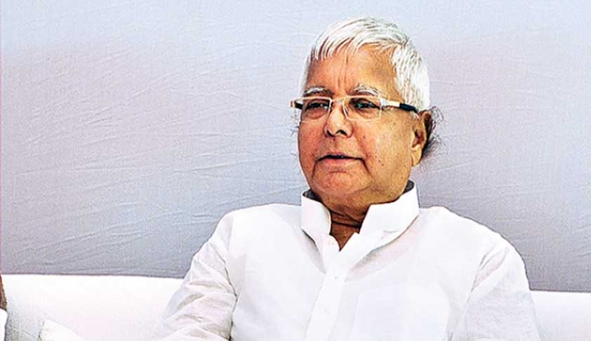Lalu Sentenced To 14 Years Imprisonment In Fodder Scam Case