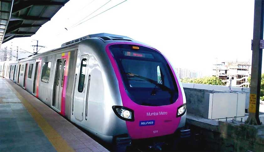 Benefits Of Mumbai Metro Phase III Can't Be Overlooked On Environmental Concerns: Bombay HC [Read Judgment]
