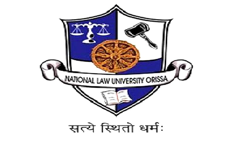 Assistant Professor (Law) Vacancy at National Law University Odisha