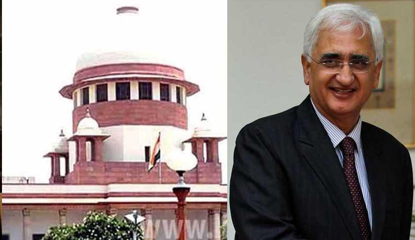 Triple Talaq Case: SC Allows Salman Khurshid's Impleadment Application