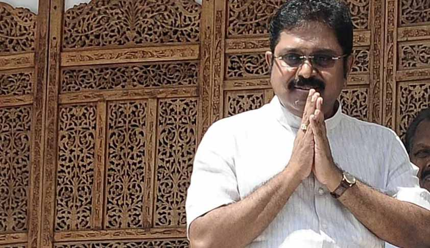 TTV Dinakaran And Mallikarjuna Granted Bail In Election Commission Bribery Case [Read Order]
