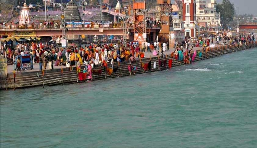 SC Stays Uttarakhand HC's Order Declaring Ganga And Yamuna Rivers As Living Legal Entities [Read Order]