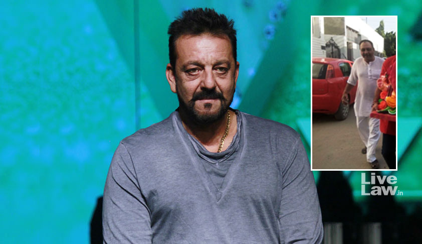 Extra Detention! Early Release!!  State Fights OP Gandhi &  Stands by Sanjay Dutt