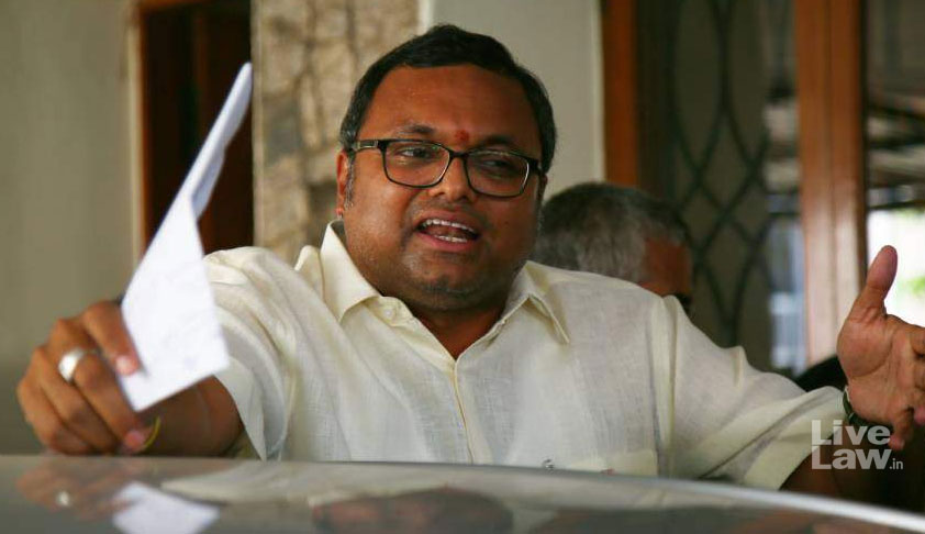 INX Media Scam: CBI Arrests Karti Chidambaram