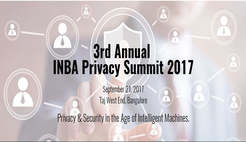 3rd Annual INBA India Privacy Summit 2017