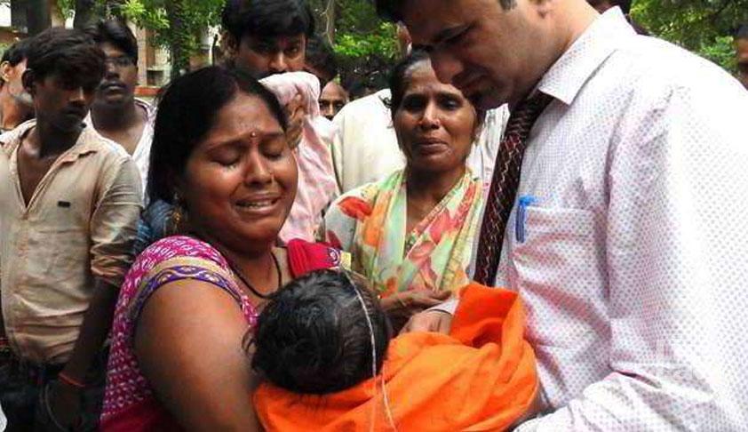 SC Declines Plea On Gorakhpur Hospital Tragedy