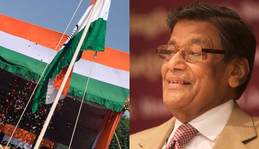 Poverty Is A great Insult To The Very Foundation Of Our Constitution: AG KK Venugopal [Read Full Text Of His I Day Speech]