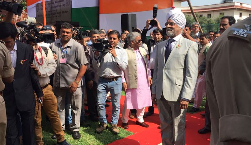 One Should Be Proud Of One's Religion, Ethnicity:  CJI Khehar On Independence Day
