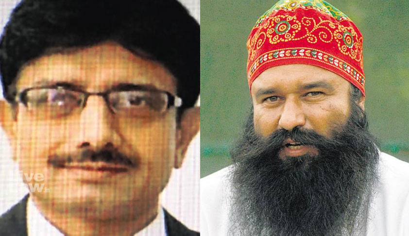 CBI Judge To Be Flown To Rohtak Jail For Hearing On Sentence To Dera Chief [Read Notification]