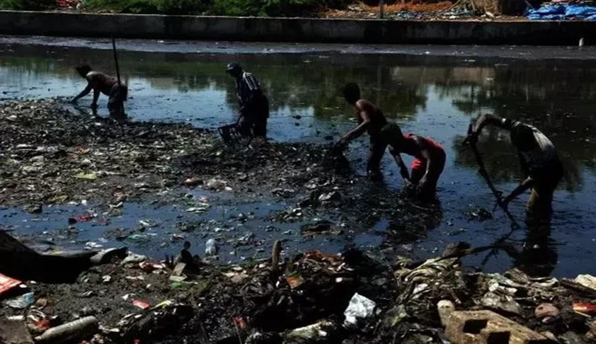 State Can't Avoid Liability To Compensate For Death Of Manual Scavengers On Work By Citing Its 'Inability' To Stop Manual Scavenging: Madras HC [Read Order]