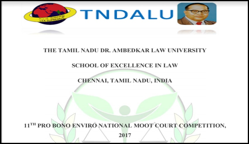 11th Pro Bono Enviro National Moot Court Competition