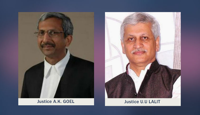 Breaking: Lawyer's Claim For Fee Based On Percentage Of The Decretal Amount  Is Misconduct And Cannot Be The Basis Of A Complaint Under Section 138 NI Act: SC [Read Judgment]