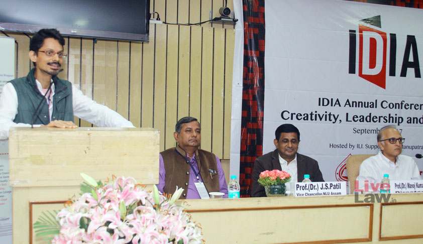 "IDIA's Annual Awards and Conference on ""Law, Leadership and Creativity"""