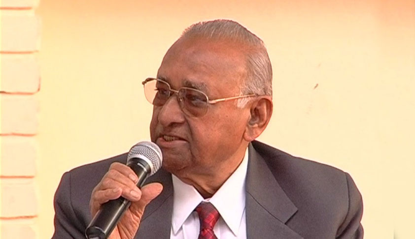 Senior Advocate PP Rao: Great Defender of Constitution