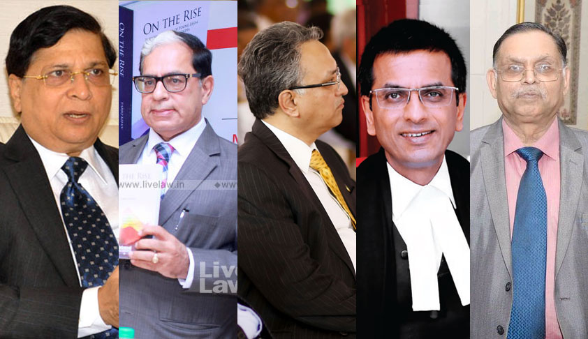 No Change In Constitution Bench Composition Despite Judges