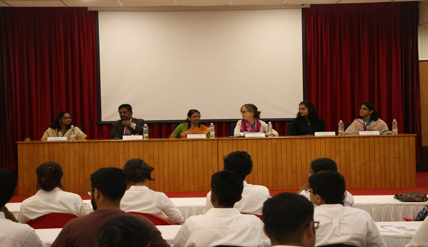 NUALS: International Seminar On Health, Human Rights And IPR:Glimpse Of Technical Session I & II