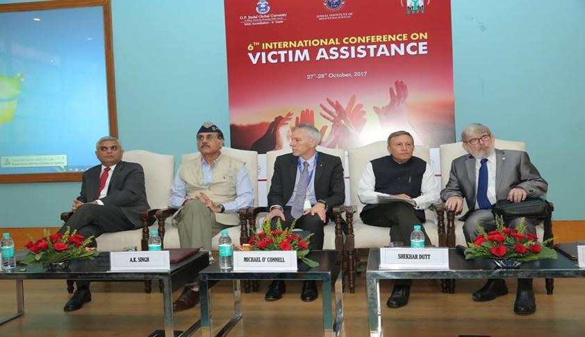 JGU: 6th International Conference on Victim Assistance Ends