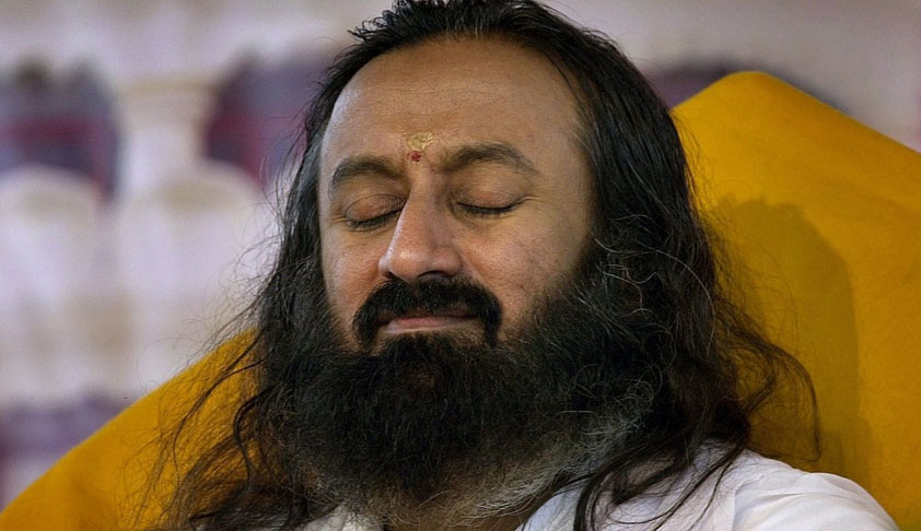 NGT Orders Demolition Of Building Owned By Sri Sri Ravi Shankar