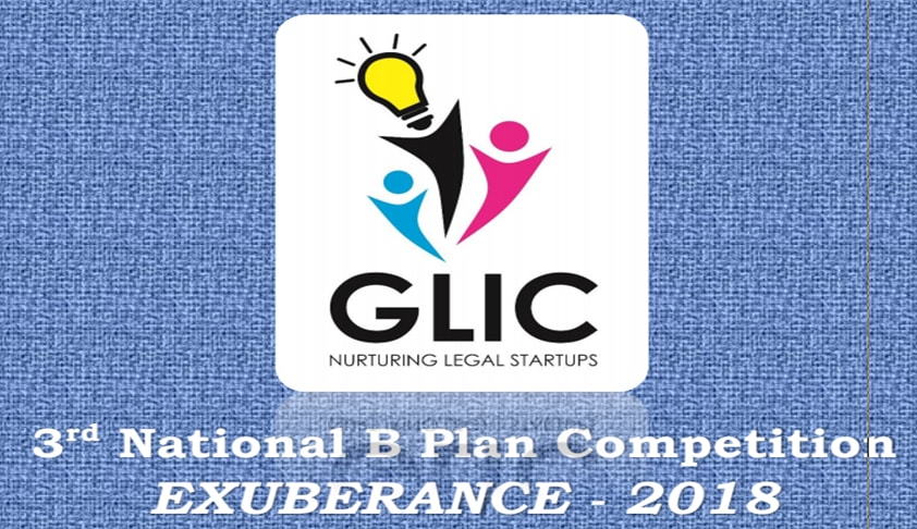 GNLU To Hold 3rd National B Plan Competition Exuberance In Feb