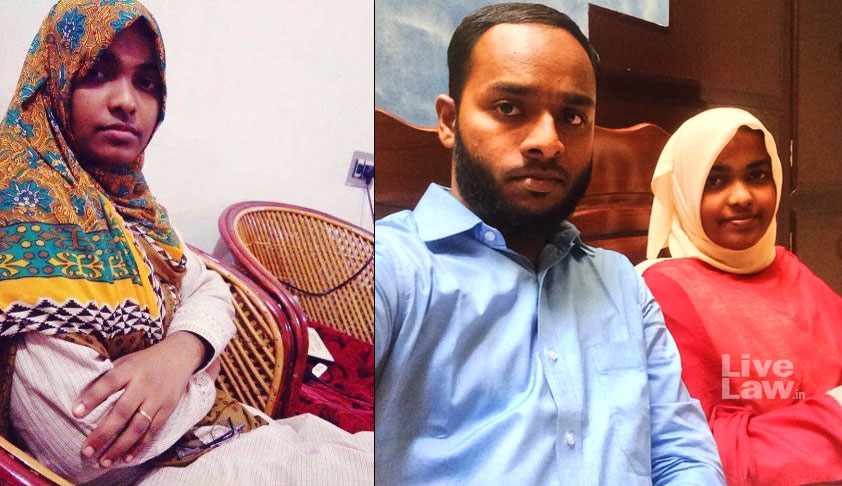 Hadiya Case: SC To Consider Kerala Govt. Affidavit Against NIA Probe, 3 Impleadeing Petitions Supporting NIA Probe Today [Updated][Read Applications]
