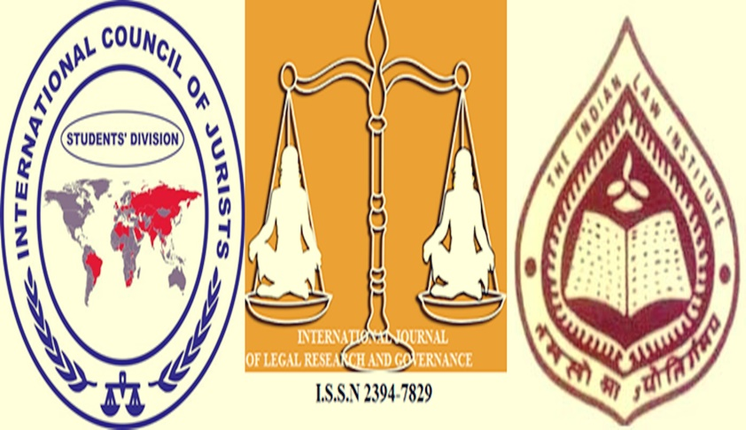 International Seminar on Women and Law at Indian Law Institute, New Delhi