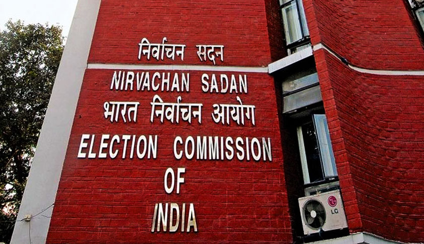 Candidates Shall Not Be Allowed To Contest From More Than One Constituency : Election Commission To SC