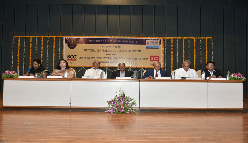 National Conference On Justice Education Held At ILNU [10th – 11th Nov]