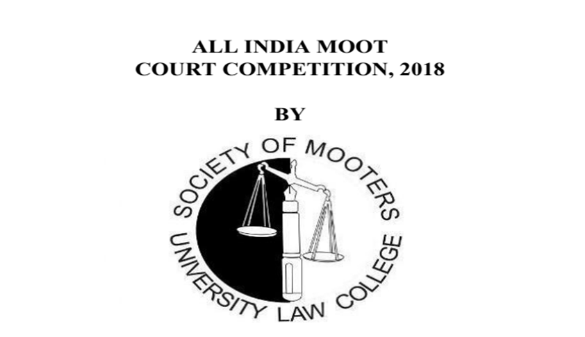 XXII-All India Moot Court Competition, University Law College, Bangalore