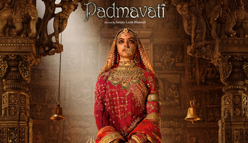 SC Disposes Of Petition Seeking Stay On Film Padmavati's Release [Read Petition]