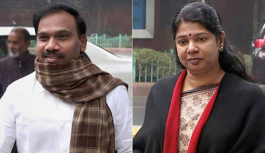 2G Scam: Delhi HC Notice To Raja, Kanimozhi, Others As CBI, ED Appeal Against Acquittal