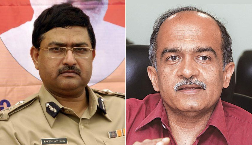 Armed With New Evidence, NGO Seeks Review Of SC's Dismissal Of Challenge To Rakesh Asthana's Appointment As CBI Special Director [Read Petition]