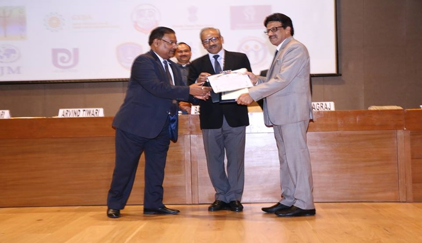 Prof GS Bajpai Receives Kumarappa Reckless Award-2018 for Excellence in Criminology & Criminal Justice