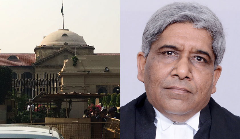 Justice Sudhir Agarwal Of Allahabad HC Decides A Whopping 1 Lakh Cases In 12 Years