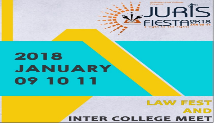 Al-Ameen Law College, Juris Fiesta 2018 (Shoranur, Kerala)