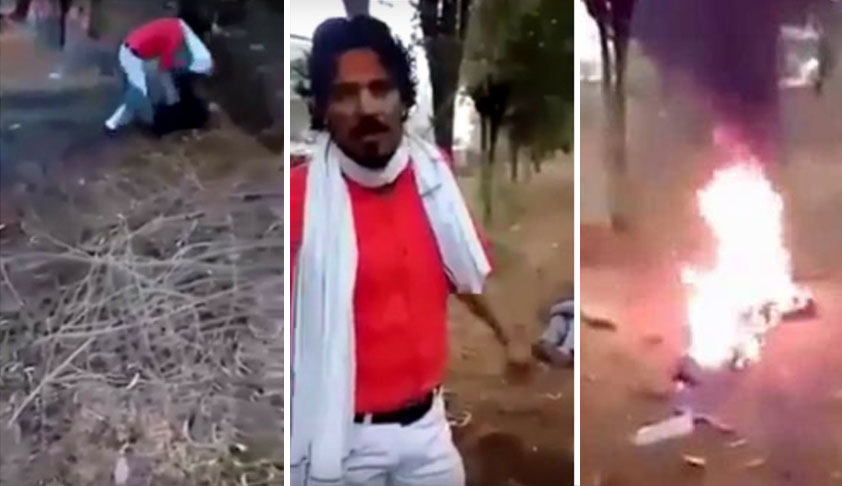 Rajasthan Hate Crime : SC Asks Govt To Explain Whether Accused Uploaded Videos From Jail
