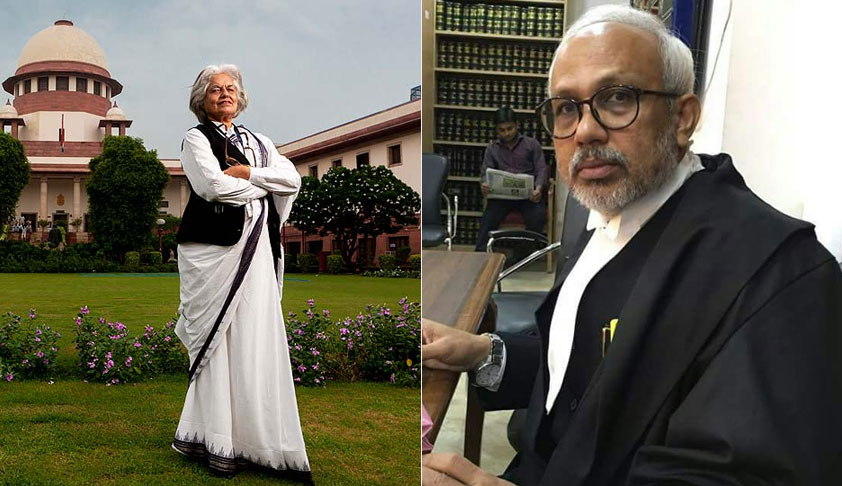 Judge Loya: Enough Reasons To Believe That A Cognizable Offence Committed : Indira Jaising [Read Written Submissions]