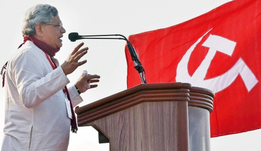 SC Issues Notice To Centre On CPI(M)