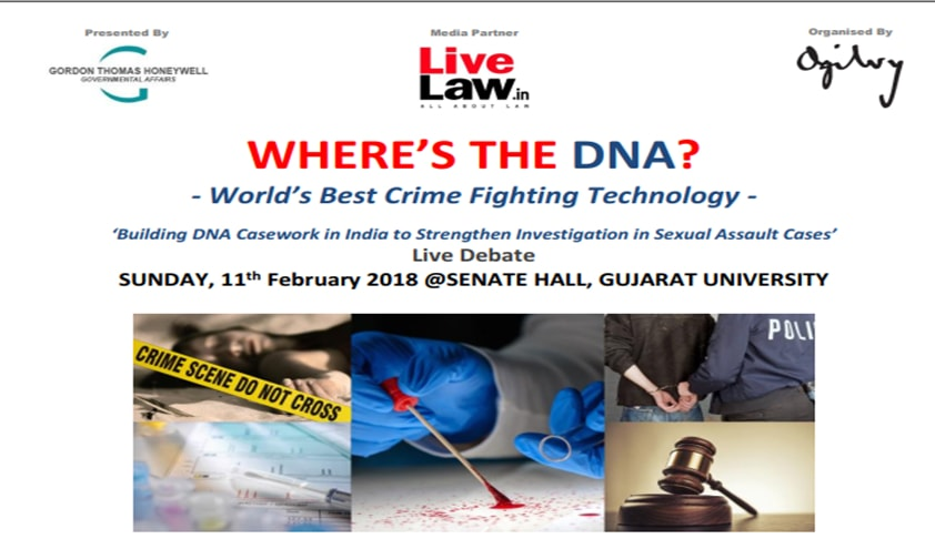 Gordon Thomas Honeywell's Live Debate 'Where's the DNA' [11th Feb; Ahmedabad]