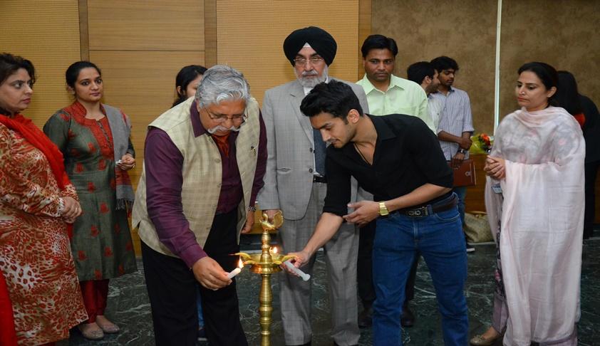Boxer Shiva Thapa Inaugurates RGNUL's Sports Fest Zelus' 18