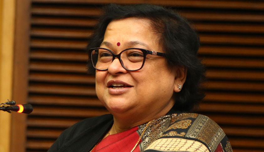 People Tell Me I'm Breaking The Glass Ceiling, But I've Miles To Go Before I Sleep: Justice Gita Mittal Bids Farewell