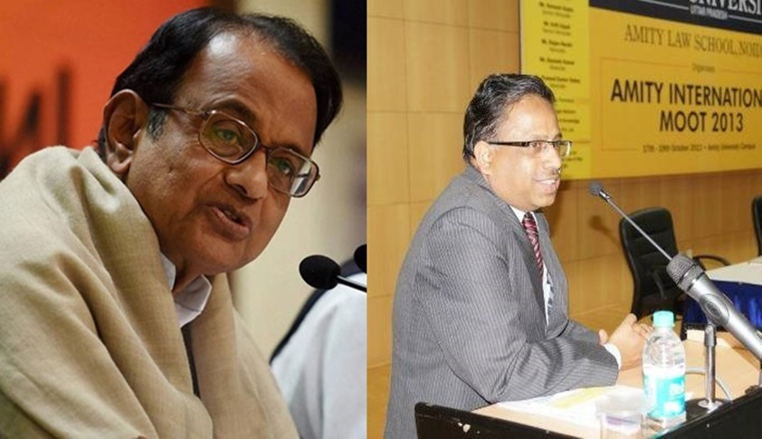 Aadhaar Hearing [Day 16]: Decision Of Speaker On Money Bill  Not Outside The Scope Of Judicial Review, Argues P Chidambaram [Read Written Submissions Of KVV]