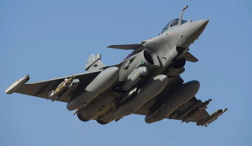 SC Agrees To Hear Plea Seeking Stay On Rafale Deal Next Week