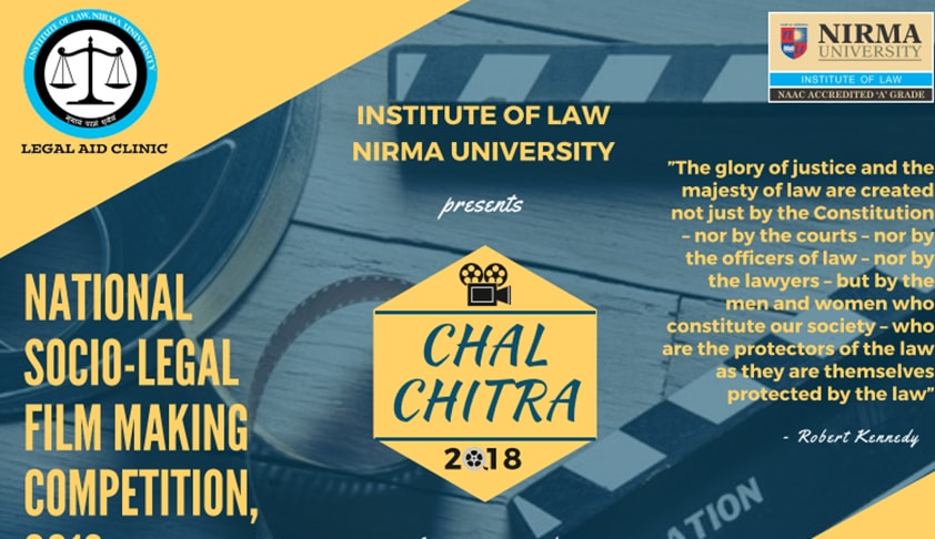 Chal Chitra: ILNU's National Socio-Legal Film Making Competition