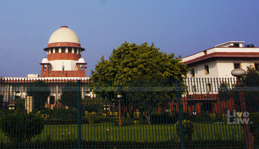 SC Explains Test To Be Applied When There Is Omission To Implead Defendant's Legal Representative