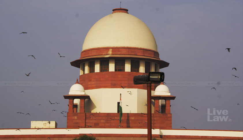 SC Stays Allahabad HC Order For Restoration Of Agricultural Land Being Illegally Used For Religious Structures [Read Order]