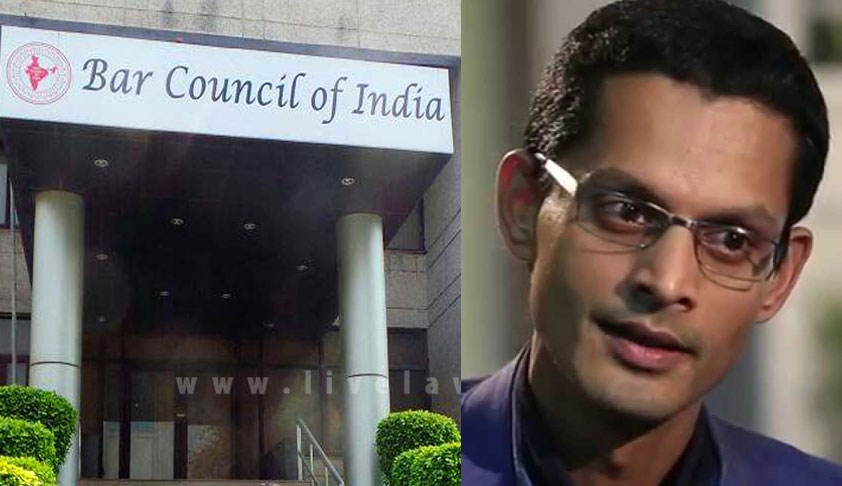 Handing Over CLAT To BCI Would Be Like Forcing Thousands Of Students To Jump From Frying Pan Into Fire: Prof. Shamnad Basheer Tells SC [Read Rejoinder]