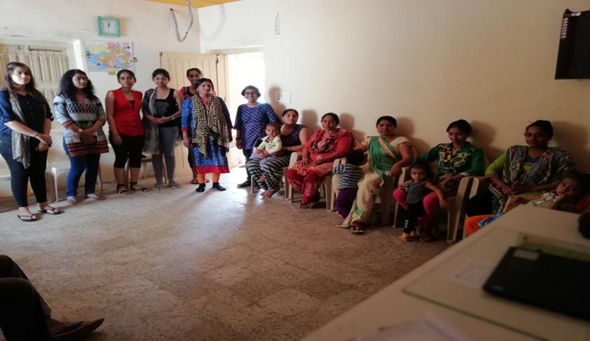ILNU Brings NABARD & Ajeet Rural Development Foundation's Support to Jamiyatpura Village