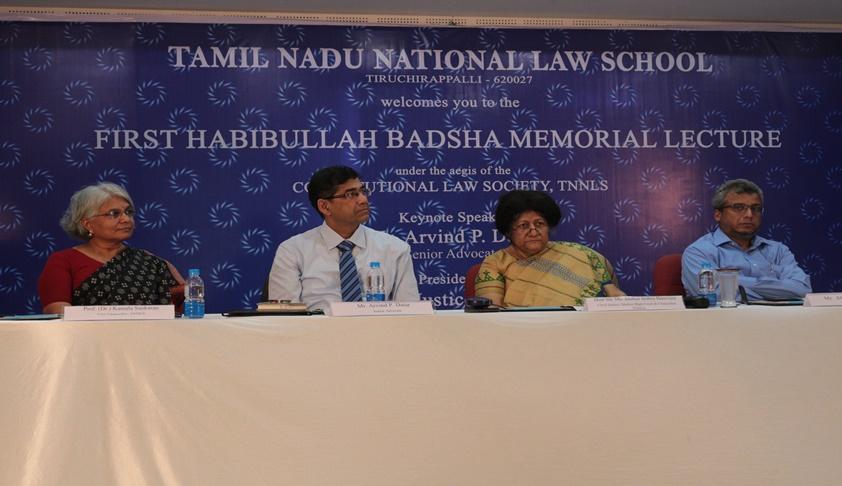 TNNLS Holds First Habibullah Badsha Memorial Lecture