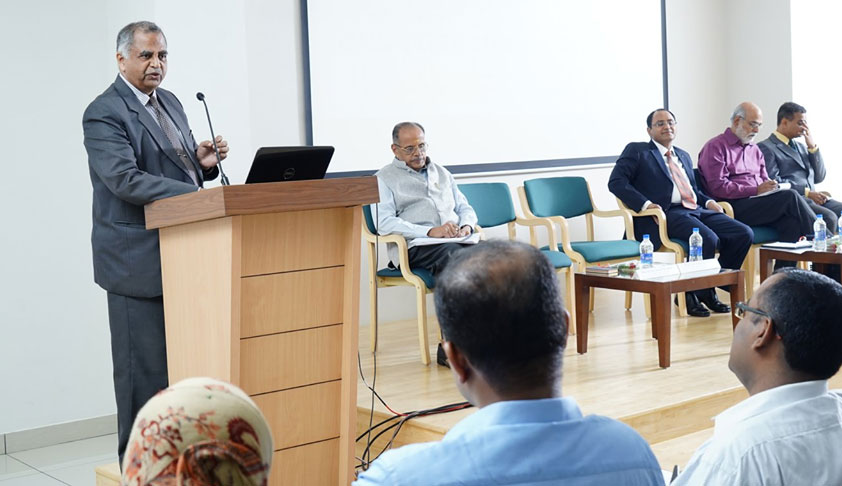 Colloquium Of Lawyers And Media Professionals Held On Limits Of Press Freedom